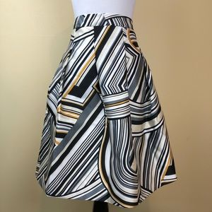 Lane Bryant Pleated Party Skirt